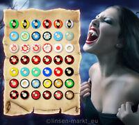 Crazy & Fun Kontaktlinsen - Color Contact Lenses + Behälter - SALE !