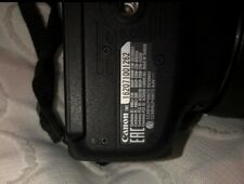 Canon EOS 77D 24.2MP Digital SLR Camera - Black (Kit w/ EF-S 18-135mm Lens)...