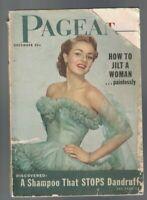 Pageant Magazine December 1952 Vampire Bats Red Grange Bing Crosby Eva Peron