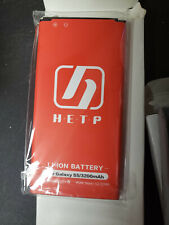 Galaxy S5 Battery 3200mAh Upgraded HETP Internal Li-Polymer Replacement