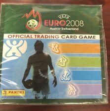 2008 UEFA EURO Австрия-Швейцария футбол карточные игры в заводской запечатанной коробке