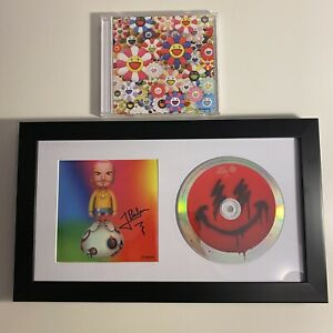 J Balvin Autograph, Signed & Framed Colores CD.