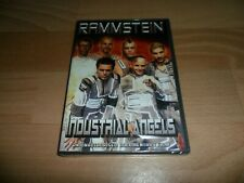 RAMMSTEIN - INDUSTRIAL ANGELS (RARE SEALED DOCUMENTARY DVD INC INTERVIEWS)