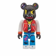 Tokidoki Wolf 100% Bearbrick Be@rbrick Limited Edition Rare Exclusive MedicomToy