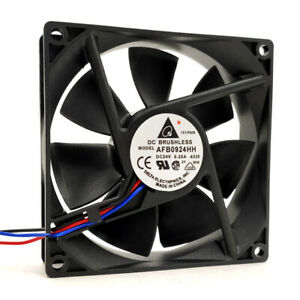 1pc DELTA AFB0924HH 24V 0.25A 9CM 9225 4-wire PWM inverter cooling fan