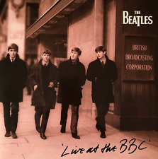 THE BEATLES - Live At The BBC (LP) (VG/VG-)