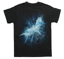 NWT Batman DARK KNIGHT RISES Tee Shirt Size LARGE *Official Merchndse*