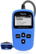 Car Diagnostic Scanner OBDII OBD2 Fault Code Reader Check Engine Light Clear DTC