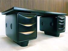 JET DESK - Vintage Schreibtisch Executive Writing Desk ERNST IGL by BAYER  1960s
