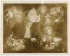 Greta Garbo 1st Talking Picture Anna Christie 1930 Orig. Photomontage Photograph