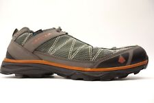 Vasque Mens Monolith Low Ultradry Athletic Support Trail Hiking Shoes Size 13