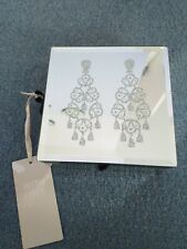 Marks & Spencer's Glass Jewellery Box New With Tag