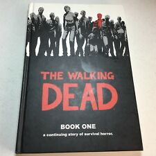 The Walking Dead Bk. 1 by Robert Kirkman and Tony Moore - Hardcover book