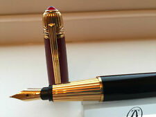 CARTIER PASHA FOUNTAIN PEN - MINT CONDITION