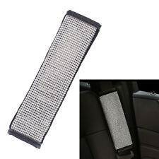 1x Bling Rhinestone Car Auto Seat Belt Safety Seatbelt Shoulder Pads Strap Cover