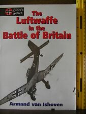 Ian Allan THE LUFTWAFFE IN THE BATTLE OF BRITAIN by van Ishoven 1/48 1/32 OOP