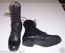 Boots leather combat 13 1/2 XW US military genuine GI surplus new