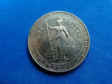 Großbritannien, Trade Dollar, 1900, Silber, original