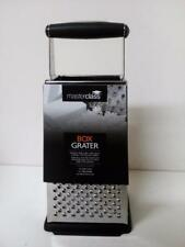 Master Class Non-Slip Stainless steel Box Grater(45)