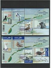 2003 NETHERLAND SET OF 2 SHEETLETS MNH