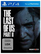 The Last of Us Part 2 / II -- NEU&OVP! Versiegelt! (Sony PlayStation 4, 2020)