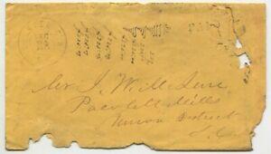 CHESTER CH SC DEC 24 1861 PAID 5 DT IA t J W McLure Pacolet Mills Union Dist SC