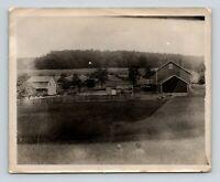 Sheetz Family Farm Halifax PA Original Old Vintage Photos Lot of 2 Views