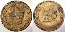 Gettone Token Euronova con Imperatore Romano Nerone #7722