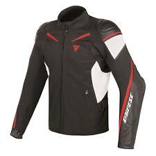 Dainese Street Master Leder-Textil Jacke Größe 46 Sportjacke Motorrad Jacke