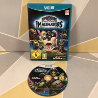 Skylanders Imaginators - Nintendo Wii U * PAL VG⭐️ SAME DAY DISPATCH ⭐️ FREE P&P
