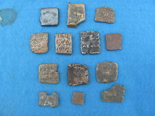 RARE Lot (13) pc.  Indo-Greek  Kingdoms Bronze