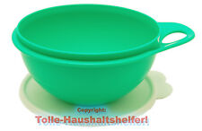 Tupperware® Maximilian Rührschüssel 1,4 L. weiß-minze Rühr-Schüssel NEU+OVP