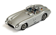 Ixo Models 1:43 CLC 269 Mercedes 300 SLR Racing Sports Voiture 1955 Argent