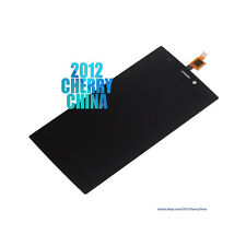 LCD Display Touch Digitizer Screen Replacement Combo For Wiko Ridge 4G Black
