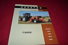Hesston 4655 4590 4570 4550 Square Baler Dealer's Brochure BWPA