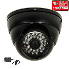 8x Outdoor Security Camera Infrared Day Night Wide Angle 700TVL Surveillance mgg