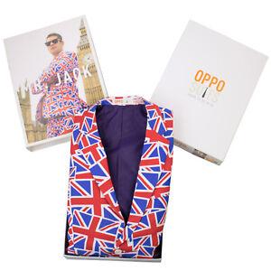 Oppo Suits Anzug UK Flag Mr. Jack Union Jack