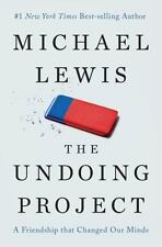 The Undoing Project : A Friendship That Changed Our Minds by Michael Lewis (HC)