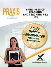 Praxis Principles of Learning and Teaching 7-12 5624 Book and Online (Paperback