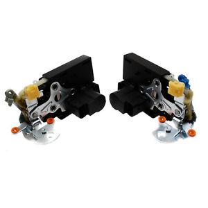 Front Left & Right Door Lock Actuators 2PCS For Chevrolet Silverado GMC Sierra