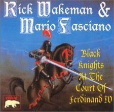Rick Wakeman & Mario Fasciano - Black Knights At The Court ... CD NEU OVP