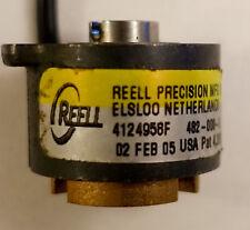 Reell precision mfg clutch 4124958F  482-009-3