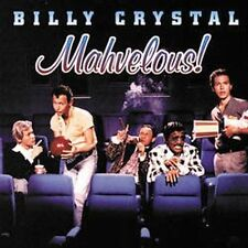BILLY CRYSTAL- Mahvelous ! CD-  Good Condition