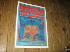 The Doors Repro Tour POSTER  Eye