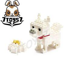 Kawada NanoBlock_ Hokkaido Dog _micro-sized building blocks NOW  KA002B