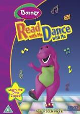 Barney - Read With Me! Dance With Me! [DVD], DVDs