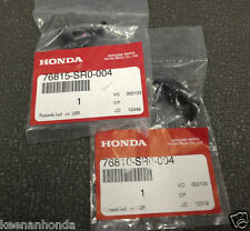 Genuine OEM Honda CRX Pair Windshield Washer Nozzles 1988 - 1991 Nozzle