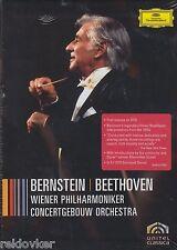 Bernstein - Beethoven - Wiener Philharmoniker - Concertgebouw Orch. (7 DVDs,NEU)