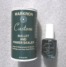 Bullet & Primer Sealer - Waterproofs Your Ammo - Reloading - For RCBS LEE & More