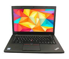 Lenovo ThinkPad T460 Core i5-6300U 6.Gen 2,4Ghz 8Gb 128GB SSD 1920x1080 IPS W10